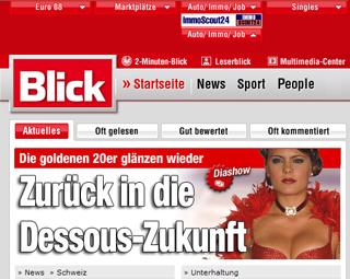 blick online schweiz