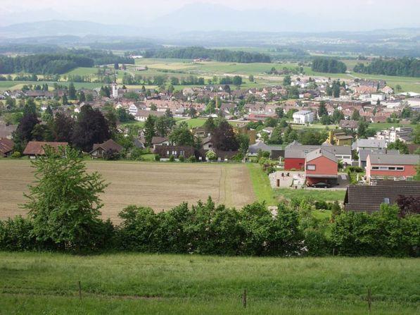Die Gemeinde Mettmenstetten